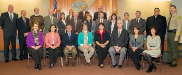 2015 Department Heads and Board