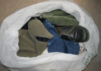 picture of clothing for recycling