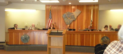 Mariposa Board of Supervisors