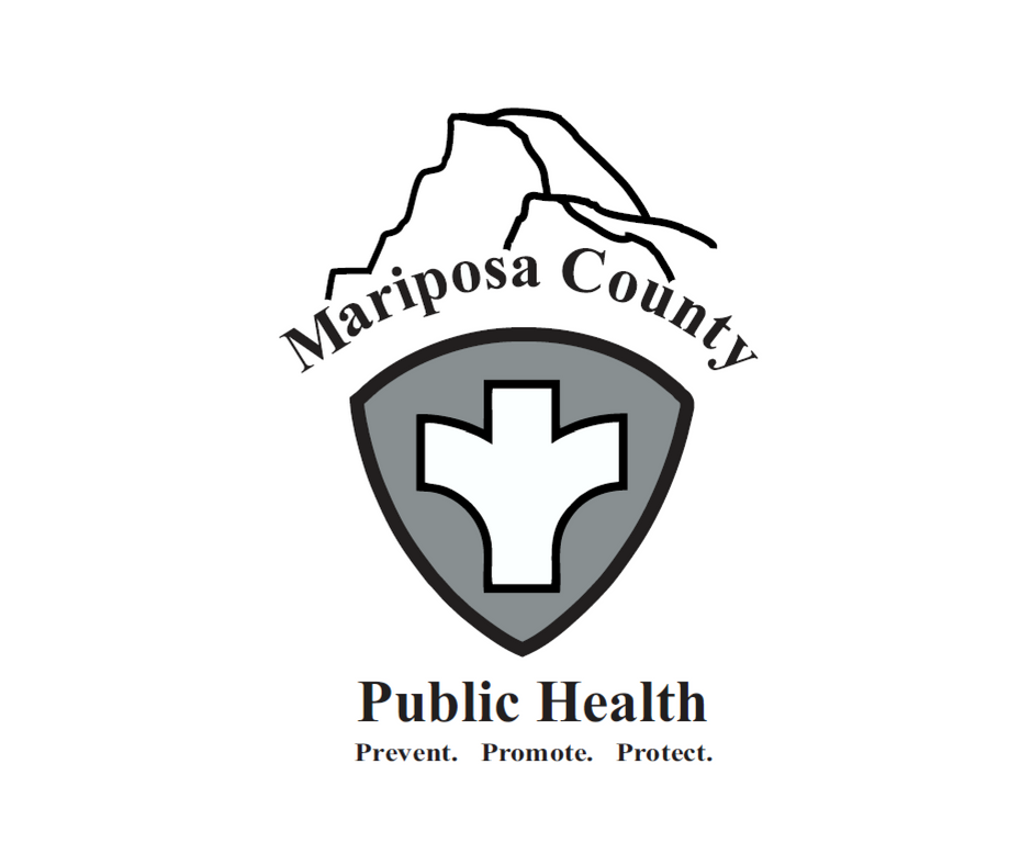 Mariposa County Health Department Logo