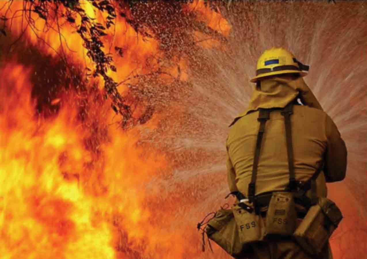 Fire men foto 98
