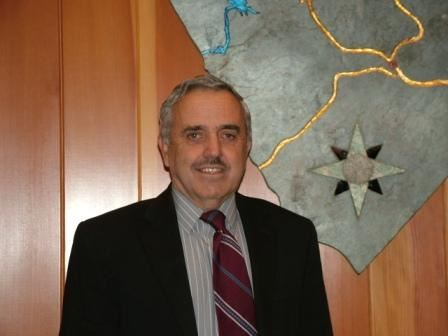 Merlin Jones, County Supervisor, District 2