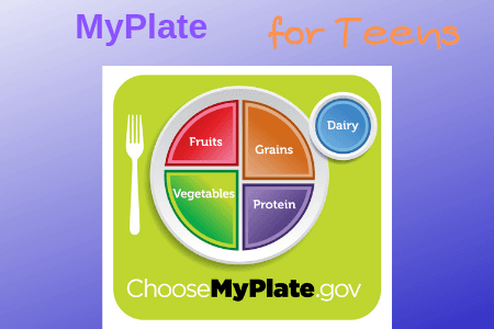 MyPlate for Teens