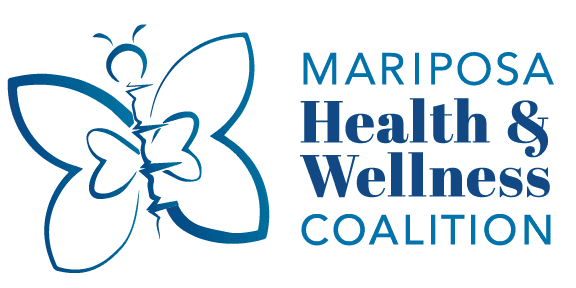 Mariposa Health and Wellness Coalition Logo