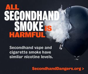 All Secondhand Smoke is Harmful image
